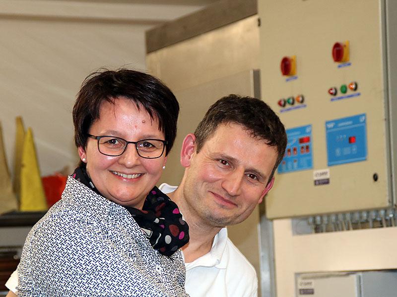 Martin und Martina Specht