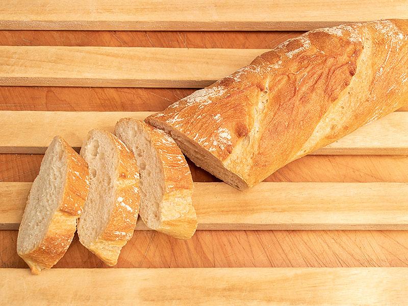 Weizensauerteig-Baguette