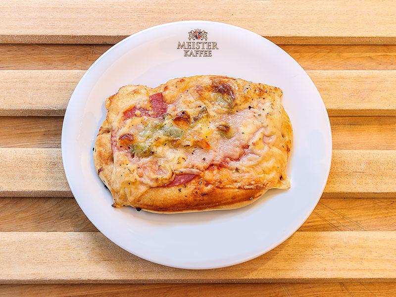 Pizzafladen Salami