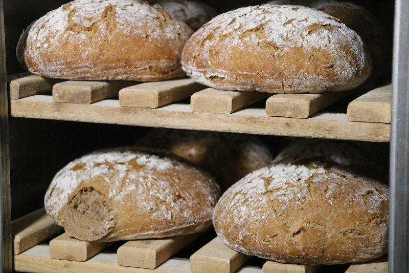 Frischelagerung der Brote bis zum Verkauf