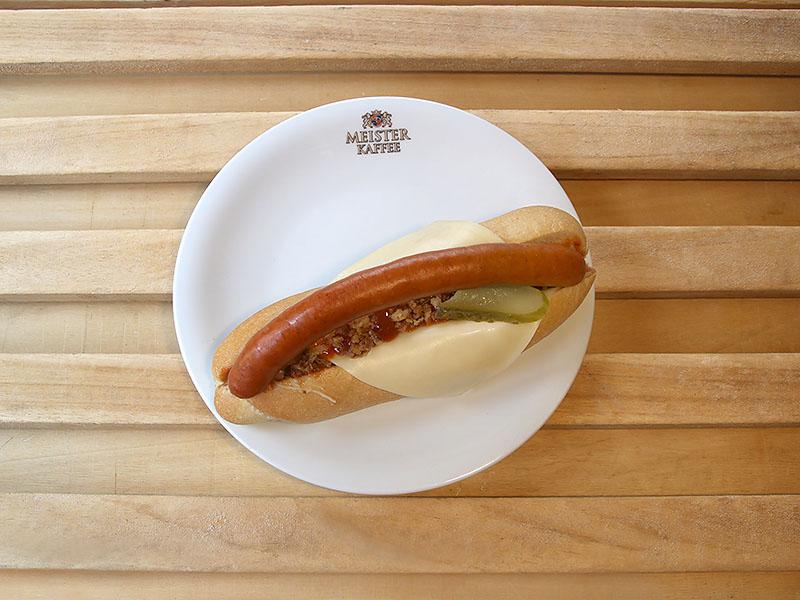 Hotdog Debreziner